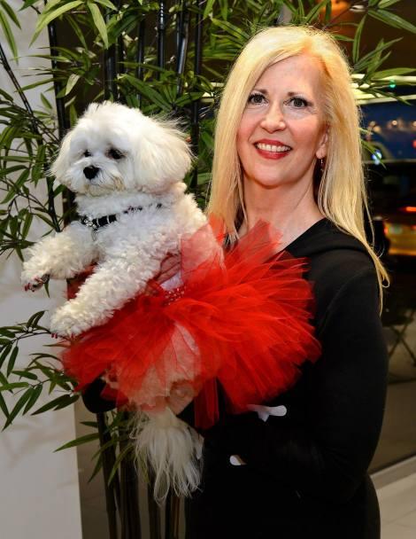 Bella Mia attends Puccini 6th Birthday Party