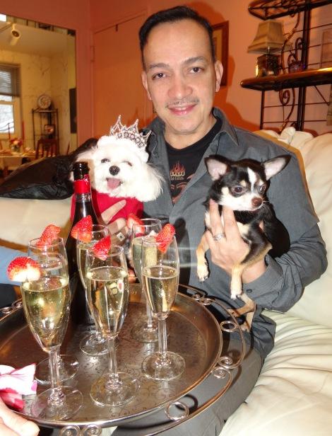 Bella Mia Celebrates Valentines Day