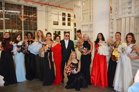 Anthony Rubio and Ivon Reyes Fashion Week Brooklyn 2014 Pet Fashion Canine Couture DSC_1640 New