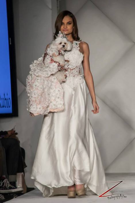 Anthony Rubio Fashion Week Brooklyn 2014 Pet Fashion Show 8