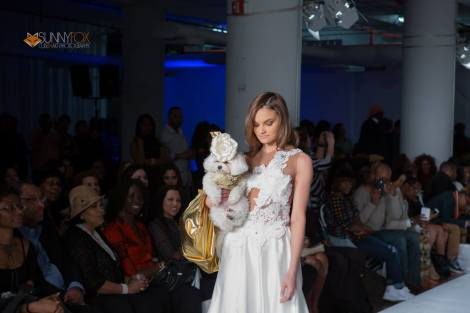 Anthony Rubio Fashion Week Brooklyn 2014 Pet Fashion Show Canine Couture Dog Fashion 15