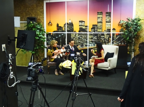 6 Anthony Rubio with Bogie & Kimba Interview on Making A Difference With Gail King DSC09286 NEW