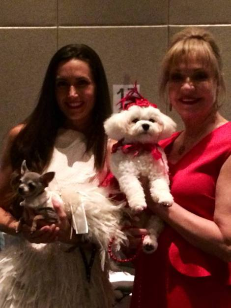 "Bella Mia becomes a true ""Southern Belle"" with Danielle Yancey from Bravos Jersey Belle — with Danielle H Yancey"